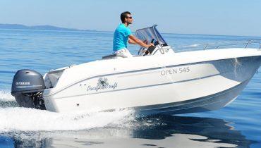 Vente Open PACIFIC CRAFT 545 Open en Bretagne dans le golfe du morbihan 1
