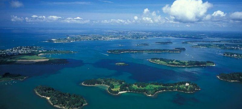 Le Golfe du Morbihan et ses Iles