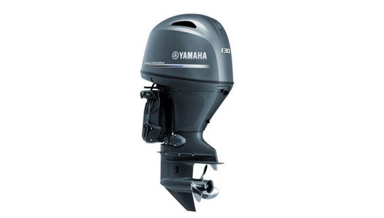 Vente de moteur neuf Yamaha F130 AETL-EFI vue du moteur
