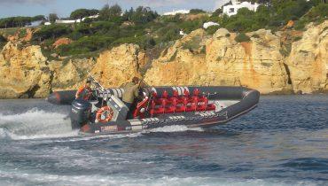 Vente Semi-Rigide NARWHAL FAST-900 en Bretagne dans le golfe du morbihan 1