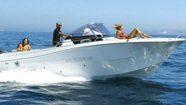 Vente Day Cruiser PACIFIC CRAFT 750 SC en Bretagne dans le golfe du morbihan 1