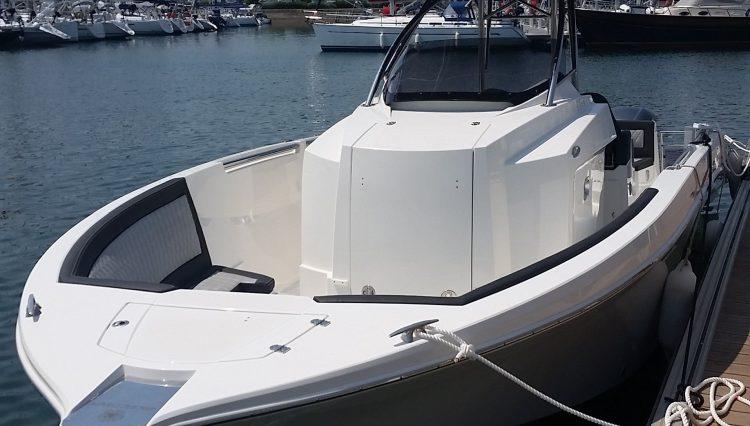 Vente Open RX 30 en Bretagne dans le golfe du morbihan 5